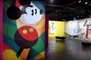 Disney Mickey Mouse The True Original Exhibition NYC