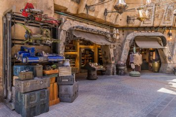 Star Wars: Galaxy's Edge – Marketplace