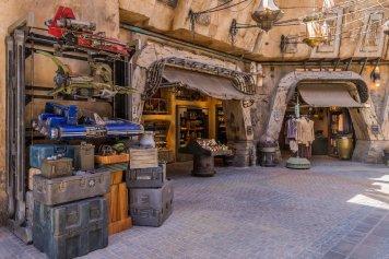 Star Wars: Galaxy's Edge – Marketplace