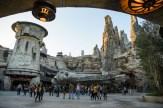 Star Wars Galaxy's Edge - Millennium Falcon: Smugglers Run Dusk Atmosphere Shot