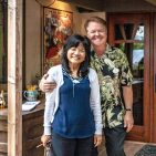 Castle Peak And Railroad Dave Sheegog Mini Disneyland Feature DisneyExaminer Owners