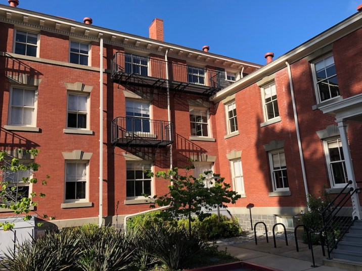 Inn at the Presidio Walt Disney Family Museum San Francisco Review DisneyExaminer 2