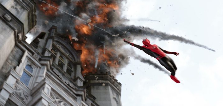 Spider-Man in Columbia Pictures' SPIDER-MAN: ™ FAR FROM HOME / SONY PICTURES