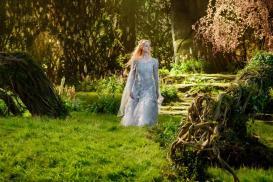 Forest Elle Fanning Aurora Maleficent: Mistress of Evil