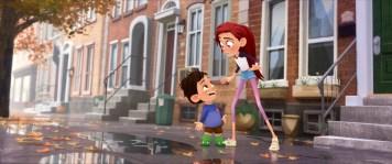 Puddles Zach Parrish Disney+ Short Circuit Animated Shorts Disney Animation Feature DisneyExaminer