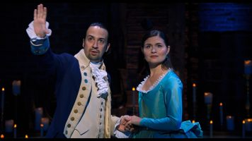 Hamilton Disney+ Review Eliza Phillipa Soo