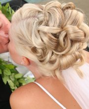 wedding hairstyle updos;