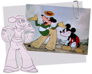 Mortimer Mouse Disney