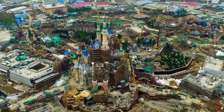 Shanghai Disneyland