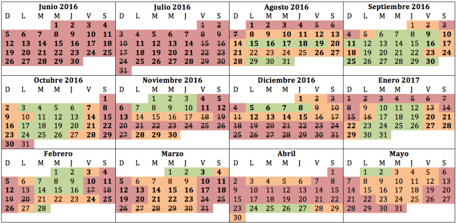 Calendario De Multitudes Disney 2019.Como Decidir En Que Fecha Ir A Disney Disney Fans