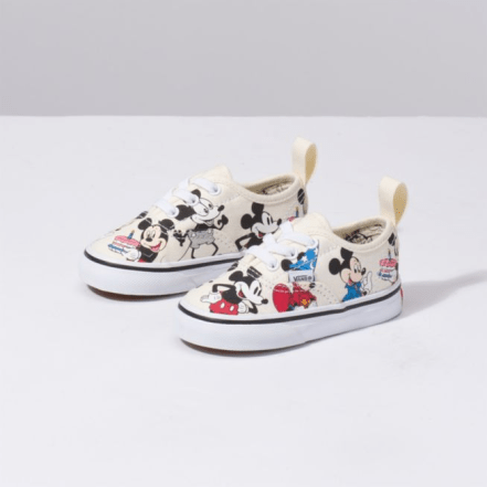 Disney x Vans Toddler Authentic Elastic Lace $40.00USD