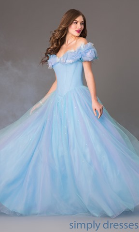 Cinderella Prom Gown Released Today