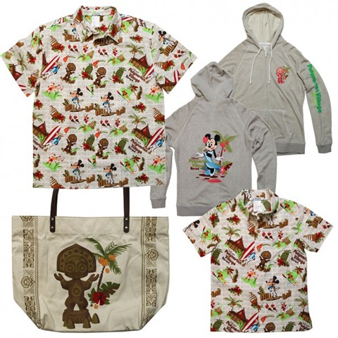 e73d25d4 Check Out The New Merchandise Preview Coming To Disney's Polynesian Village  Resort!!!