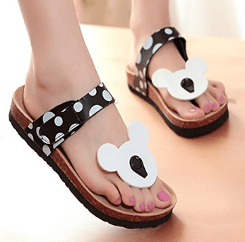 Disney Discovery- Mickey Mouse Sandals