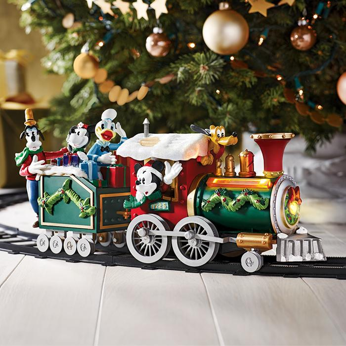 Disney Discovery- Mickey Mouse Holiday Train Set
