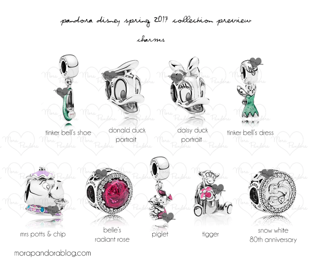 c9ff30f4e Taking A Closer Look at The 2017 Disney Spring Pandora Collection Due In  March!