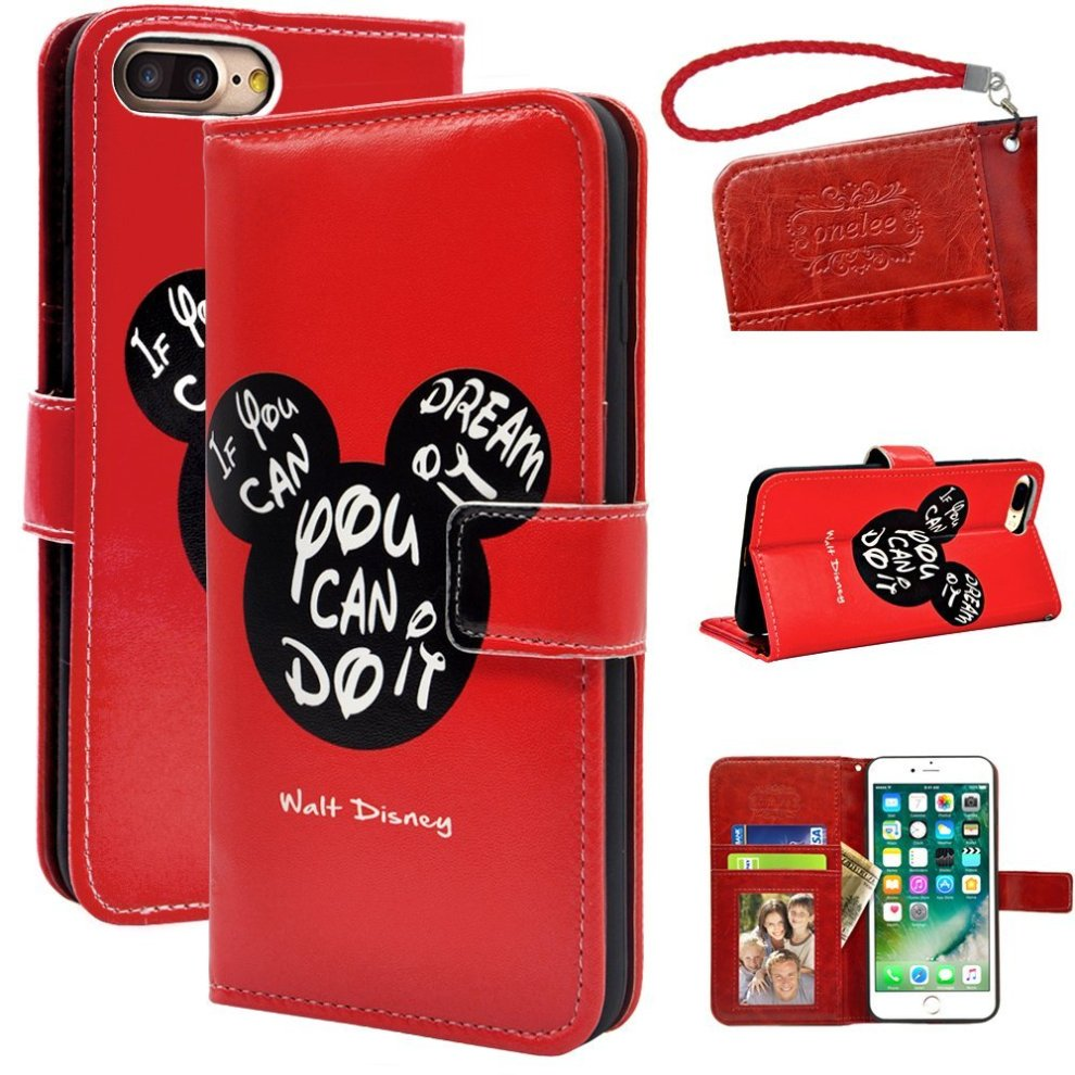 sports shoes b56ac 7c91e Disney Discovery- Assorted Disney Wallet Cell Phone Cover Case