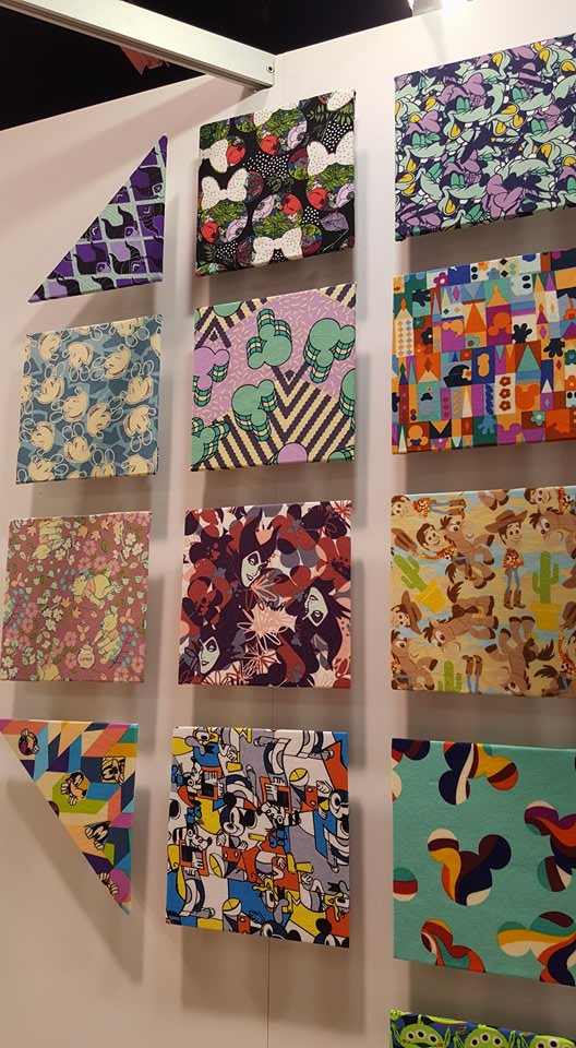 Exciting New Disney LulaRoe Prints Spotted At D23 Expo 2017