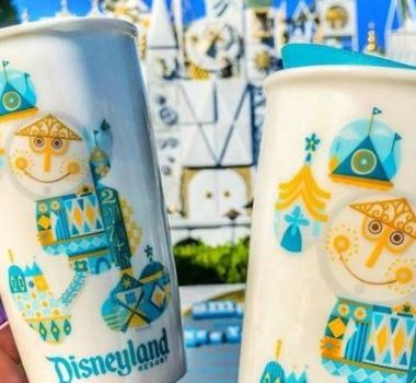 Small World Starbucks Travel Mug