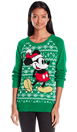 Disney Ugly Christmas Sweater.Show Your Disney Love At This Year S Ugly Christmas Sweater