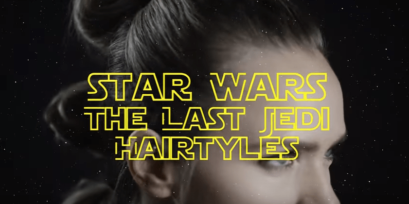 Star Wars Inspired Hair Tutorials