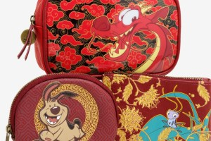 Mulan Makeup Bag set