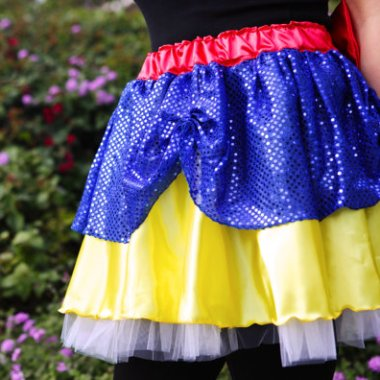 Disney Running Skirts