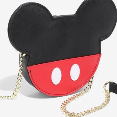 Loungefly Disney Mickey Mouse Crossbody