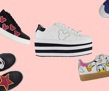 Master of Arts Disney Shoe Collection