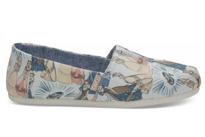 ad7d7def6de Take A Look At The Disney Princess Toms Collaboration for Women and ...