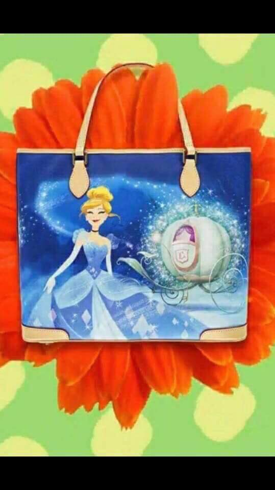 Dream Big Princess Dooney And Bourke Bags Have A New Muse Cinderella