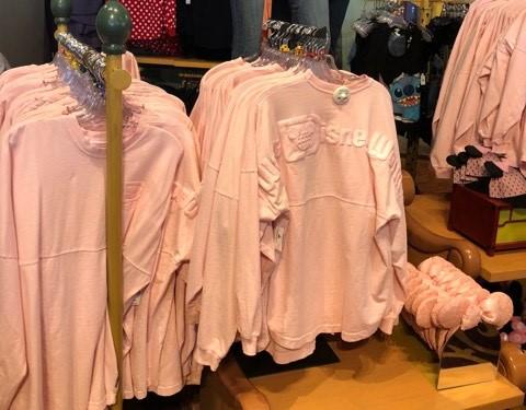 Millennial Pink Spirit Jerseys