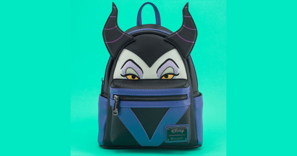 Marvelous Loungefly Maleficent Mini Backpack Coming Soon