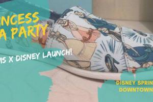 Disney x Toms Princess Tea Party Events