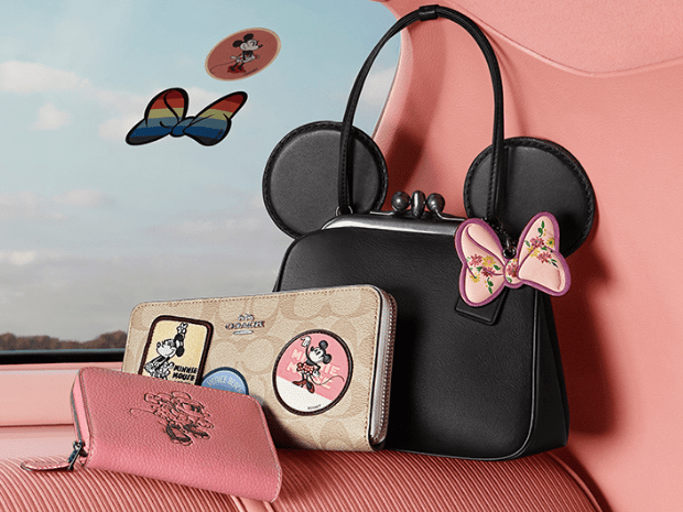 43658feb2afd Happy Mother s Day! The Disney x Coach Minnie Mouse Outlet Release ...