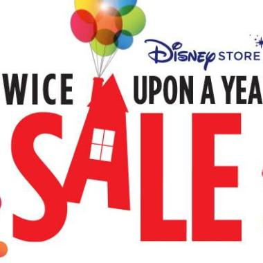 shopDisney Twice Upon A Year Sale