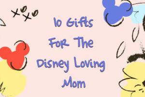 Disney Loving Mom
