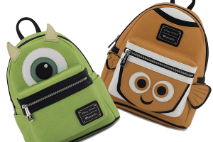 Pixar Mini Backpacks