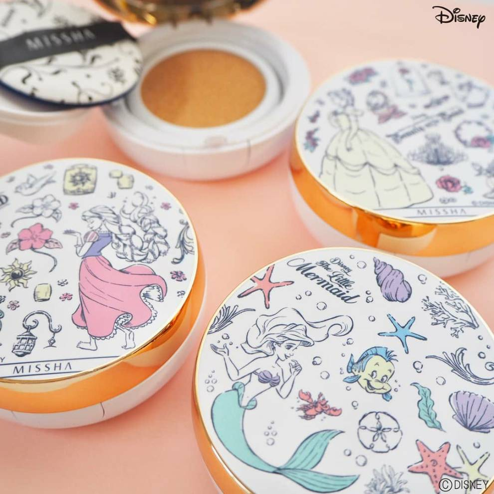 Missha x Disney Makeup Collection