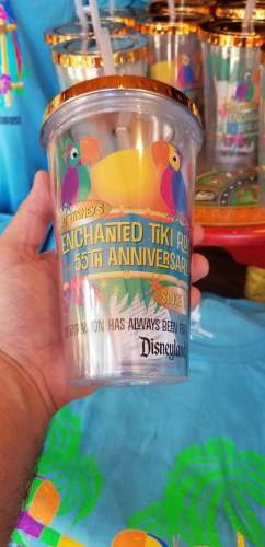 enchanted tiki room 55th anniversary
