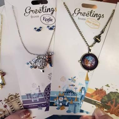 Disney Greetings Jewelry Sets