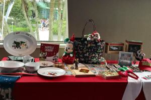 Disney Parks Christmas Merchandise