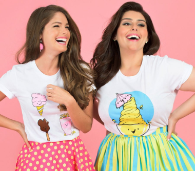 Disney Snacks Inspired Outfits