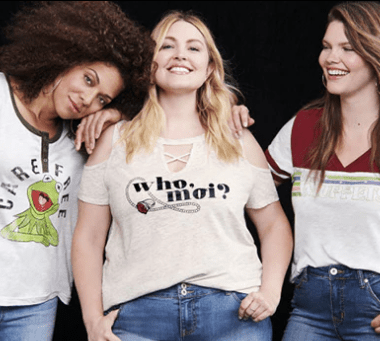 Torrid Muppets Collection