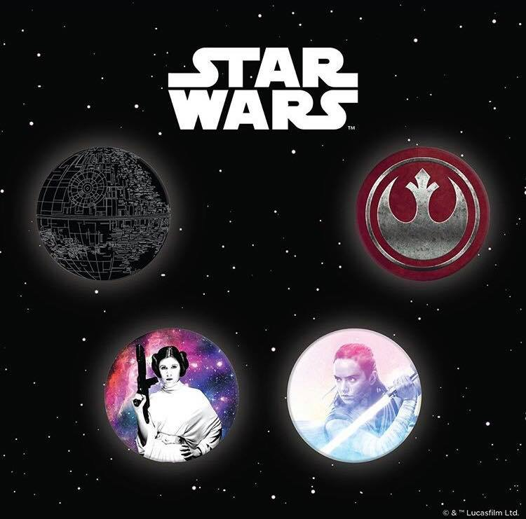 Star Wars PopSockets