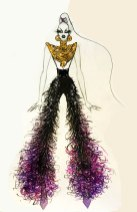 THE BLONDS SKETCH 4