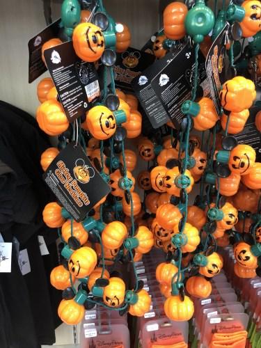 disney parks halloween merchandise 2018