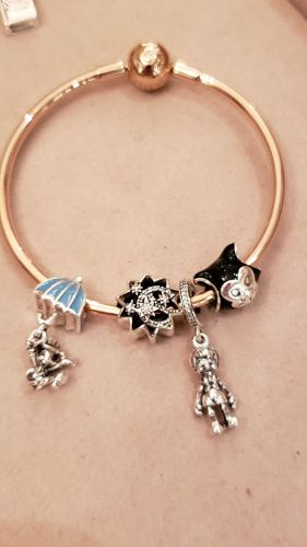 2408b6039 Two new absolutely gorgeous Disney Parks Pandora charm collections are now  available. We were pleasantly surprised to find dreamy new Pinocchio and  Snow ...