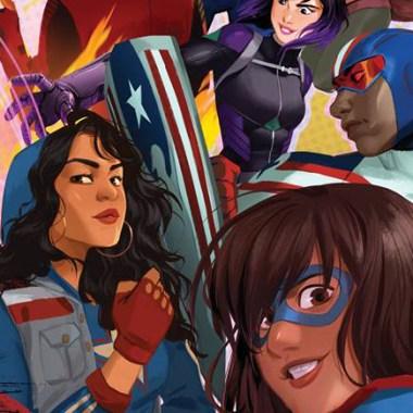 Marvel Rising: Secret Warriors
