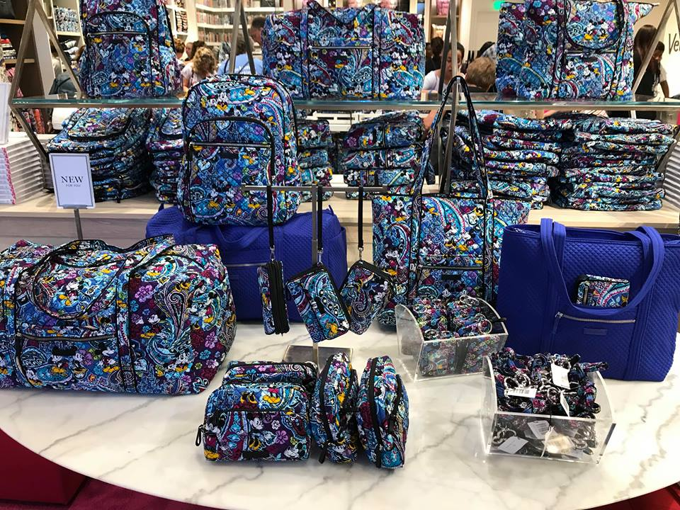d71cbb994c The Newest Disney x Vera Bradley Collection Is Now At Disney Springs